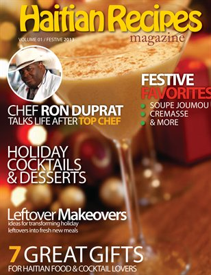Haitian Recipes Magazine