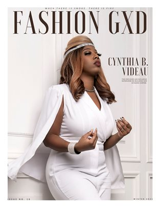 "Fashion Gxd Magazine ""Cynthia Videau"""
