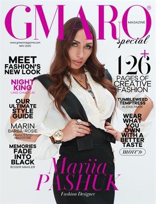 GMARO Magazine May 2020 Issue #09
