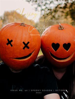 Chasing Light | Issue 40 | Spooky Season
