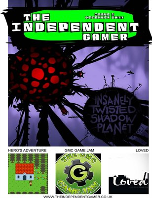 The Independent Gamer Issue One