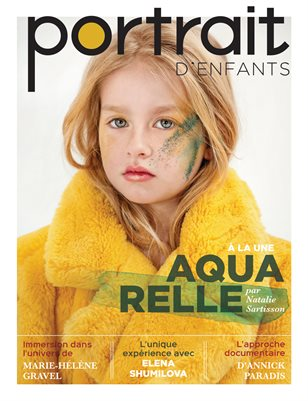 Magazine Portrait d'enfants Vol. 5 - Avril 2019
