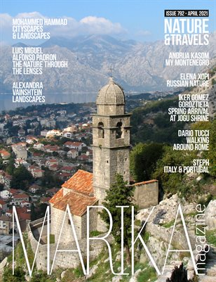 MARIKA MAGAZINE NATURE & TRAVELS (ISSUE 792 - APRIL)