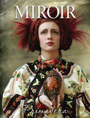 MIROIR MAGAZINE • Primavera • Ginger Blossom - Nina Pak