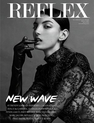 "REFLEX MAGAZINE / ""New Wave"""