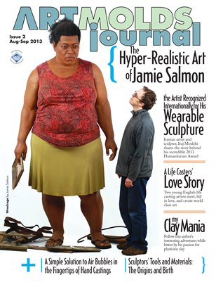 ArtMolds Journal  Aug-Sep 2013 Vol. 2