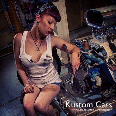 Kustom Cars, The Instagram Collection