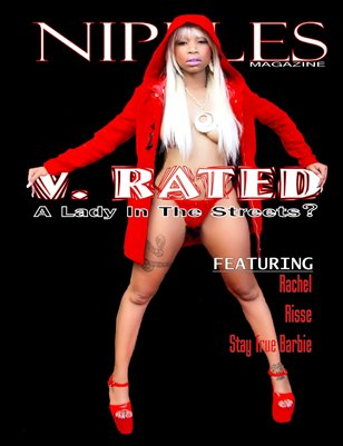 Nipples Magazine V. Rated Issue #5