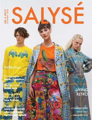 SALYSÉ Magazine | Vol 6 No 27 | OCTOBER 2020 |