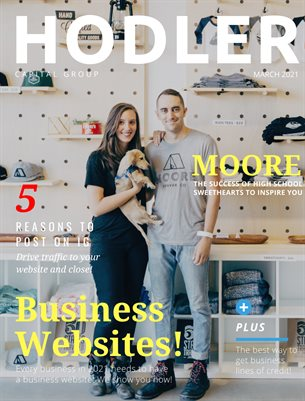 April 2021 - Hodler Capital Group Magazine