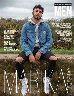 MARIKA MAGAZINE MEN (DECEMBER-ISSUE 457)
