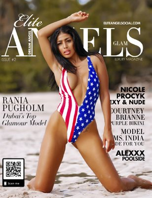 Elite Angels Nude Magazine #2 Rania Pugholm