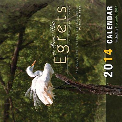 2014 Egret Calendar