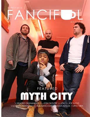 MARCH 15 - MYTH CITY