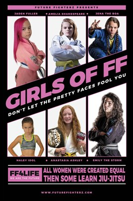 Girls Of FF #5