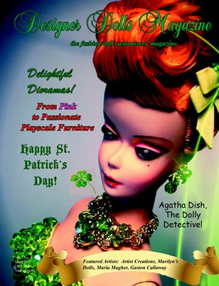 Designer Dolls Magazine - March 2013