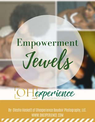 Empowerment Jewel By  Ohexperience Boudoir Photography