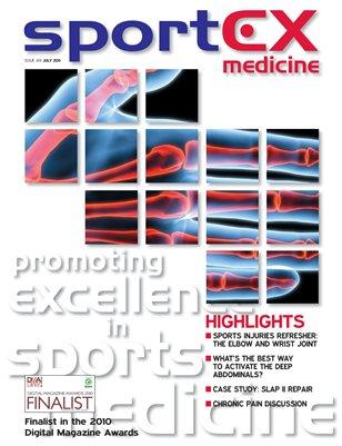 sportEX medicine: July 2011 (issue 49)
