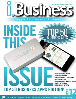 i.Business Magazine Issue #12