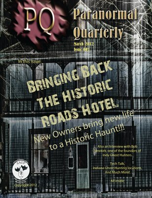Paranormal Quarterly