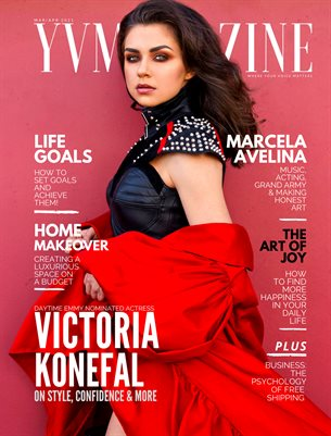 YV Magazine March - April 2021 Issue