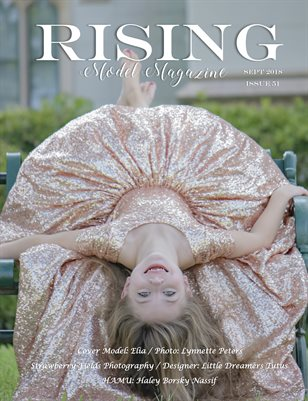 Rising Model Magazine Issue #51