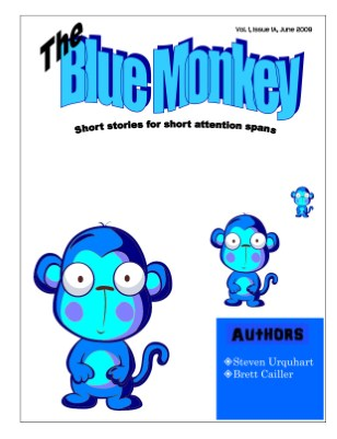 The Blue Monkey, Vol. 1B