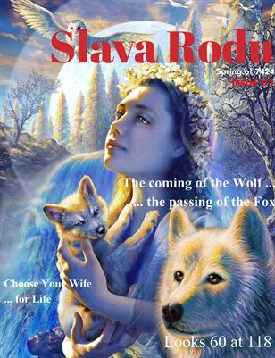Slava Rodu Magazine Issue #1 Spring 7524