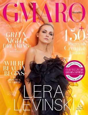 GMARO Magazine November 2019 Issue #07