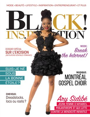 Black Inspiration Magazine - Été 2016