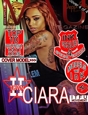Lick MY Tatts Ink Issue cover4