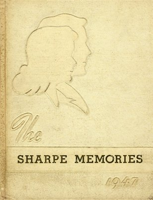 1947 Sharpe, Marshall County, Kentucky Yearbook