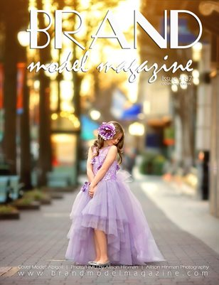 Brand Model Magazine  Issue # 87 JUNE