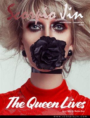 SCORPIO JIN MAGAZINE VOLUME FIFTEEN | JANUARY 2018 | ISSUE 4