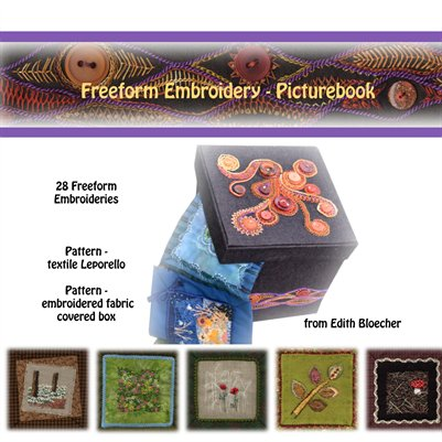 Freeform Embroidery, Picturebook