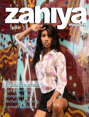 Zahiya Magazine Issue 3