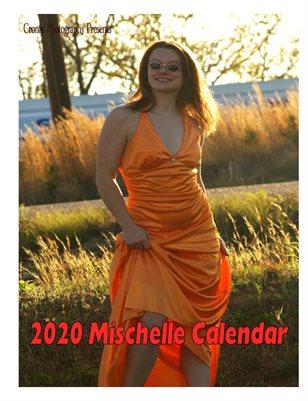 2020 Mischelle calendar