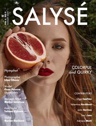 SALYSÉ Magazine | Vol 6 No 9 | AUGUST 2020 |