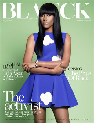 Blanck Magazine Issue 8