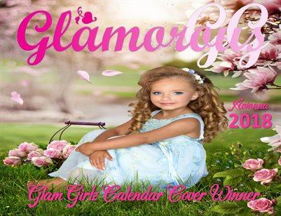 Ooh Soo Glamorous 2018 Calendar Volume One