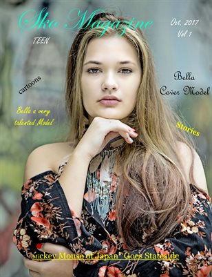 Sko Magazine Teen Oct. 2017 Bella