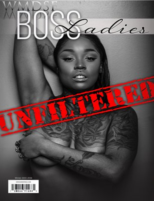 WMDSF Boss Ladies Magazine Unfiltered Edition