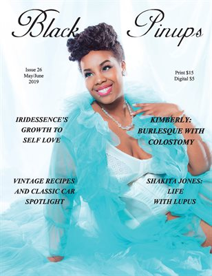 Black Pinups Issue 26