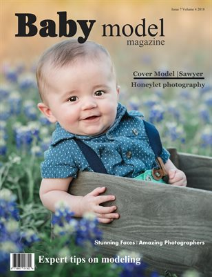 Baby Model Magazine Issue 7 Volume 4 2018