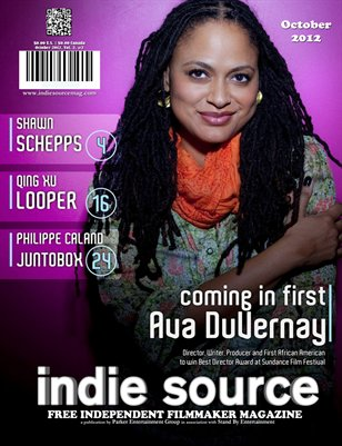 Indie Source Magazine October 2012