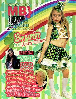 MB} Southern Sugar Talent & Model Magazine [March]