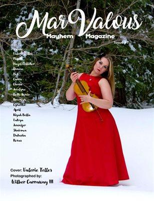 MarValous Mayhem Magazine Issue 7
