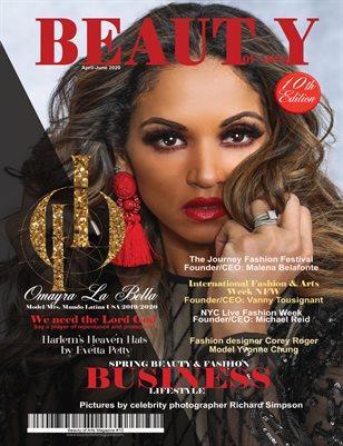 Beauty of Arts International Issue 10