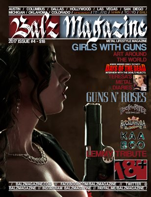 Balz Magazine Issue 4