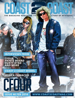 Coast 2 Coast Magazine Issue #46